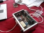 Prototype DDS HF menggunakan Microcontrol Atmel ATmega16 dan IC DDS AD9851