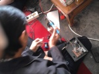 P.Bakir Malang - Nyoder Universal Frekwensi Counter berbasis PIC16F84