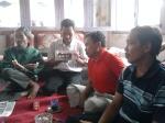Dari kanan P.Bodong Malang - P.Solekan Malang - P.Tingting Surabaya - P.Imam Lumajang