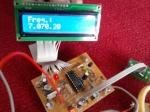 Menguji Kestabilan FLL pada 7 Mhz - 40m Band